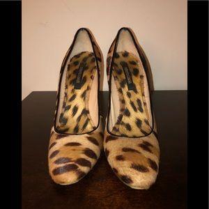 Roberto Cavalli Leopard Heels